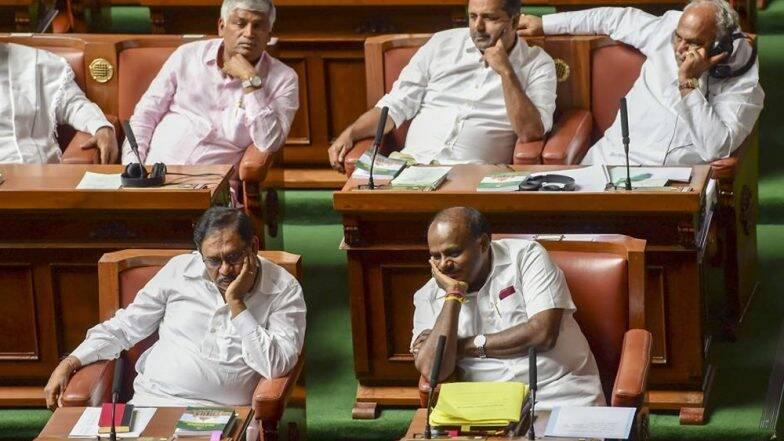 Karnataka Trust Vote Today: আজ আস্থা ভোটে কী হওয়ার সম্ভবনা, কীভাবে বিজেপিকে সরকার গড়া থেকে দূরে রাখতে পারে কংগ্রেস