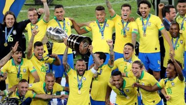 Copa America 2019: ব্রাজিল কোপা ব্রাজিলেরই, নেইমারকে ছাড়াই অনায়াসে মহাদেশ জিতে এবার কাতারে চোখ তিতের