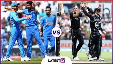 ICC World Cup 2019: বৃষ্টির জন্য স্পেশাল স্ট্র্যাটেজি নিয়েই আজ নামছেন বিরাট কোহলিরা, কিউইদের চাপে রাখার কৌশল তৈরি টিম ইন্ডিয়ার