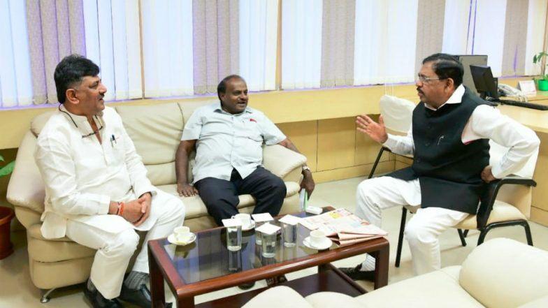 Karnataka Trust Vote: কর্নাটকে আজই কি শেষ কংগ্রেস-JDS সরকারের! আজ আস্থা ভোটের আগে চাপে মুখ্যমন্ত্রী কুমারস্বামী