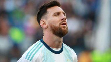 Lionel Messi Banned: কোপার কোপে মেসি: এক ম্যাচ নির্বাসিত, মোটা অর্থ জরিমানা