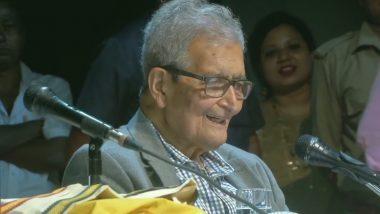 Amartya Sen: 'প্রতিবাদ করতে গেলে আগে ঐক্যবদ্ধ হতেই হবে', সিএএ প্রসঙ্গে মুখ খুললেন অমর্ত্য সেন