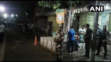 ফের উত্তপ্ত ভাটপাড়া, অর্জুন সিংয়ের বাড়ি লক্ষ্য করে চলল বোমা-গুলি