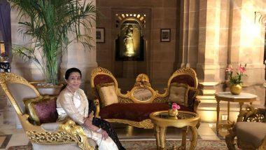 দম মারো দম গাইতে পারব তো? জয় শ্রী রাম বিতর্কে আশা ভোঁসলের প্রশ্ন