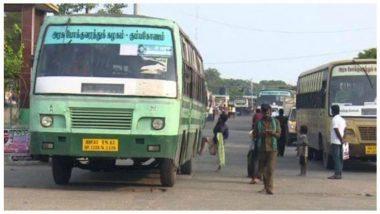 Chennai Bus Strike: বেতন না মেলার অভিযোগে চেন্নাইয়ে ধর্মঘটে ২৩০০০  পরিবহনকর্মী