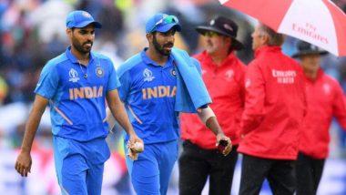 ICC World Cup 2019: বৃষ্টির কারণে দ্বিতীয় দিনে গড়াল ভারত- নিউ জিল্যান্ড সেমিফাইনাল, ২১১/৫ থেকে বুধবার শুরু করবে কিউইরা