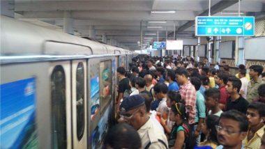 Kolkata Metro Accident: সময়ে সাড়া দিল না সেন্সর,  ফের কলকাতা মেট্রোয় আটকে গেল যাত্রীর হাত