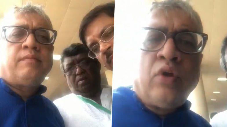 Sonbhadra Visit: বারাণসী বিমানবন্দরে আটক তৃণমূলের প্রতিনিধি দল, ধর্নায় বসে প্রতিবাদে ডেরেক-রা