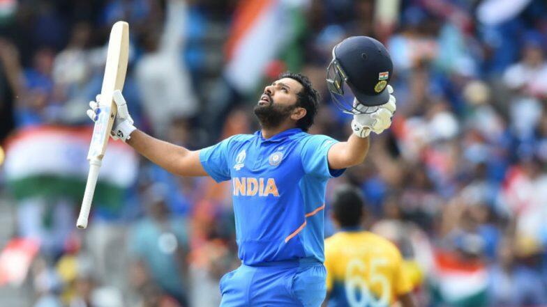 ICC World Cup 2019: রোহিত শর্মার রেকর্ড গড়া পাঁচতারা সেঞ্চুরিতে শ্রীলঙ্কাকে উড়িয়ে সেমির আগে চনমনে ভারত