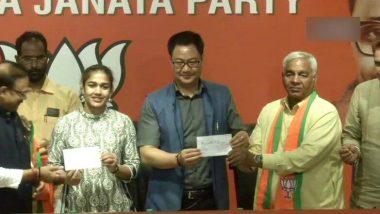 'দঙ্গল গার্ল' ববিতা ফোগাত, মহাবীর সিং ফোগাতও এবার বিজেপিতে! দাঁড়াতে পারেন হরিয়ানা নির্বাচনে