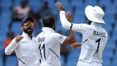 IND vs WI, 1st Test 2019: বিরাট কোহলি, আজিঙ্কা রাহানের হাফ সেঞ্চুরিতে আরও ভাল জায়গায় ভারত, লিড ২৬০ রানের হাতে এখনও ৭ উইকেট