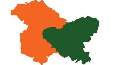 সর্দার বল্লবভাই প্যাটেলের জন্মদিনে, ৩১ অক্টোবর পৃথক কেন্দ্রশাসিত অঞ্চল হিসেবে আত্মপ্রকাশ জম্মু-কাশ্মীর ও লাদাখের
