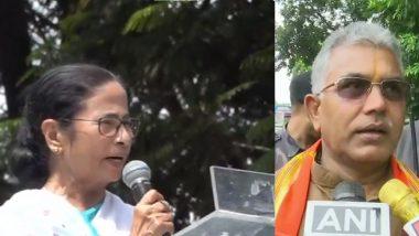 WB Assembly Elections 2021: 'পুরো নির্বাচন থেকেই মমতাকে ব্যান করা উচিত', দিলীপ ঘোষ