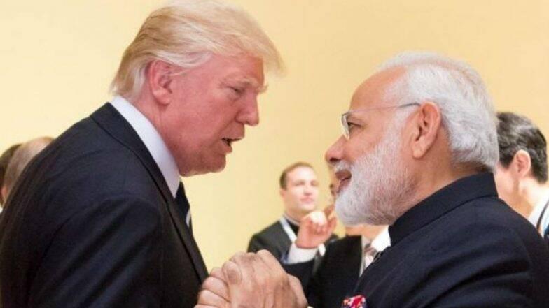 Donald Trump: নরেন্দ্র মোদিকে 'সুপুরুষ ও বন্ধু ' সম্বোধন ভারত সফরের অপেক্ষারত মার্কিন প্রেসিডেন্ট ডোনাল্ড ট্রাম্প