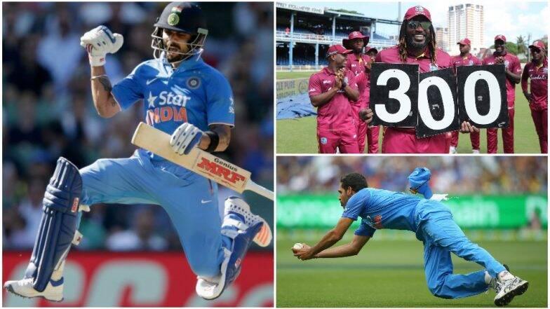 India vs West Indies 2nd ODI: সন্ধ্যায় বিরাট কোহলির দাপুটে সেঞ্চুরি, রাতে ভূবি-র বল হাতে আগুন, লারার রেকর্ড ভেঙে  ক্রিস গেইল পরাজিত পক্ষেই