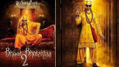 Bhool Bhulaiyaa 2 Motion Poster: বলিউডের বাঙালী ভয় 'ভুল ভুলাইয়া টু'-য়ের মুখ দেখায় চমক