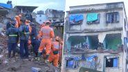 Bhiwandi: মুম্বই শহরতলিতে গভীর রাতে হুড়মুড়িয়ে ভেঙে পড়ল চার তলা বিল্ডিং, ধ্বংসস্তূপে চাপা পড়ে মৃত্যু ২