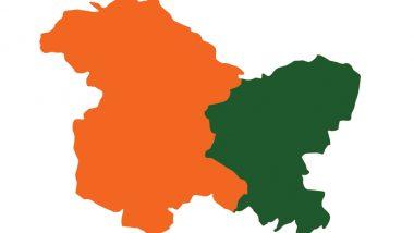 জম্মু-কাশ্মীর, লাদাখ এখন পৃথক দুই কেন্দ্রশাসিত অঞ্চল, ভূ-স্বর্গের মানচিত্র এখন দেখতে কেমন হল (দেখুন ছবিতে)
