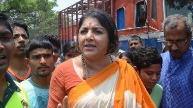 Locket Chatterjee Discharged From Hospital: করোনামুক্ত হয়ে হাসপাতাল থেকে ছাড়া পেলেন বিজেপি সাংসদ লকেট চট্টোপাধ্যায়