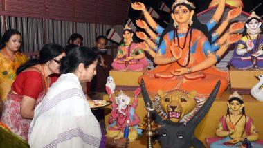Durga Puja 2019: পুজোয় কর নিয়ে আজ পথে তৃণমূল, তৈরি হচ্ছে আয়কর দফতরও
