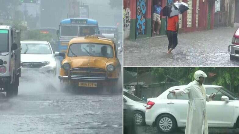 Kolkata Weather Update: আগামী সোমবার পর্যন্ত রাজ্যজুড়ে চলবে ভারী বৃষ্টি , তবে পুজোতেও?