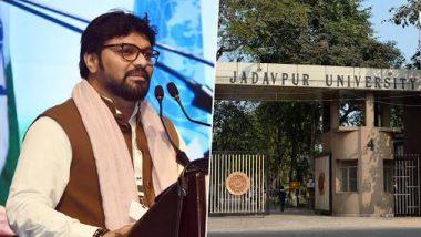 Jadavpur University : যাদবপুর বিশ্ববিদ্যাল থেকে বের হলেন রাজ্যপাল জগদীপ ধনকর