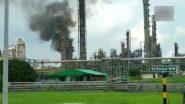 Fire at Haldia Petrochemicals: হলদিয়া পেট্রোকেমিক্যালস-র ন্যাপথা ক্রাকার কারখানায় আগুন, অগ্নিদগ্ধ ১৫