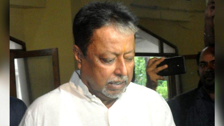 Narada Sting Operation Case: 'মমতা ব্যানার্জি ষড়যন্ত্র করছেন' নিজ়াম প্যালেস থেকে বেরিয়ে বললেন মুকুল রায়