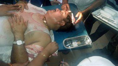 Arjun Singh Injured: মাথা ফাটল সাংসদ অর্জুন সিংয়ের, ধুন্ধুমার জগদ্দলে পার্টি অফিস দখলকে কেন্দ্র করে চললো গুলিও