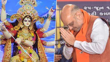 Durga Puja 2019: দুর্গাপুজোর উদ্বোধন করতে আগামীকাল শহরে আসছেন অমিত শাহ