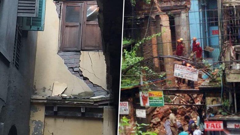 Bou Bazar Building Collapse: বৌ বাজারে আতঙ্ক বজায় রেখে এখনও ধ্বংসলীলা চলছে, স্য়াকরা পাড়া লেনে হুড়মুড়িয়ে ভাঙল সম্পূর্ণ