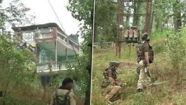 Jammu and Kashmir Encounter: কাশ্মীরের বাটোটে এলাকায় চলছে নিরাপত্তা বাহিনী-জঙ্গি গুলির লড়াই,  এখনও পর্যন্ত নিকেশ ৩ জঙ্গি