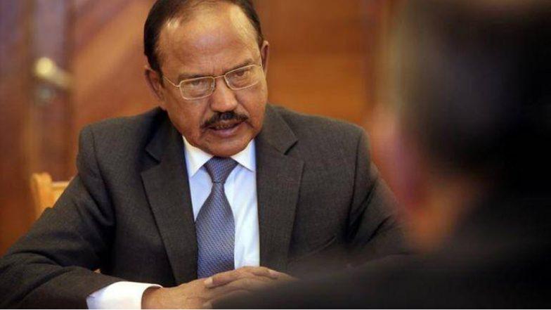 NSA Ajit Doval on Article 370 Move:পাক সেনার রেডিও টাওয়ার ব্যবহার করে উপত্যকাকে উত্তপ্ত করছে জঙ্গিরা, অজিত ডোভাল