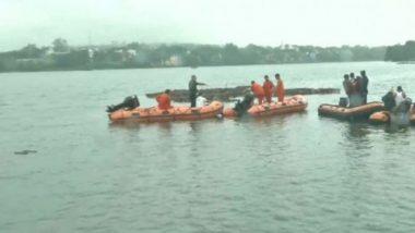 Bhopal Boat Tragedy:ভোপালে গণেশ বিসর্জনে গিয়ে উল্টে গেল নৌকা, এখনও পর্যন্ত ১১ জনের দেহ উদ্ধার, বাকিদের খোঁজে চলছে তল্লাশি
