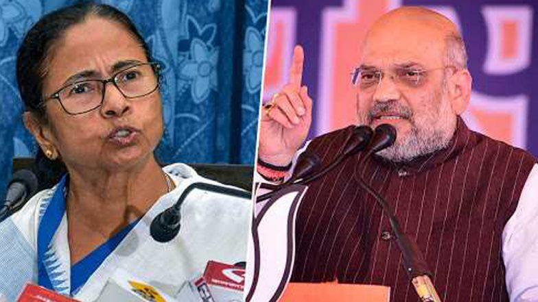 দুপুর দেড়টায় নর্থ ব্লকে মমতা ব্যানার্জি -অমিত শাহ সাক্ষাৎ! NRC থেকে রাজীব কুমার কি থাকবে আলোচনায় তা নিয়ে জল্পনা তুঙ্গে