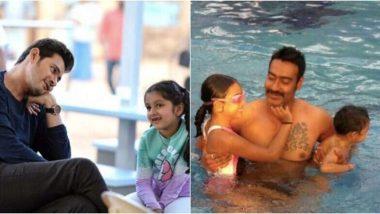 Daughters' Day 2019: আজ কন্যা সন্তান দিবস, মহেশ বাবু থেকে অজয় দেবগন-কাজল কী পোস্ট করলেন দেখুন