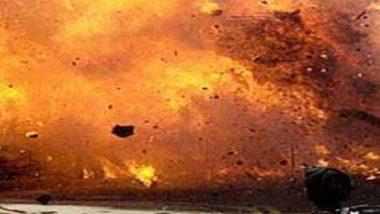 Kabul blast : 9-11-র বর্ষপূর্তিতে কাবুলে মার্কিন যুক্তরাষ্ট্রের দূতাবাসের কাছে বিস্ফোরণ