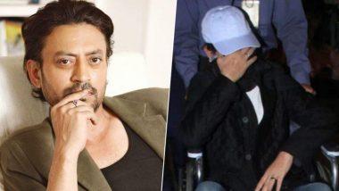 Bollywood: হুইলচেয়ারে অভিনেতা ইরফান খান, এ কী অবস্থা? পাপরাজিদের কাজে ক্ষুব্ধ ইরফানপ্রেমীরা: ভিডিও