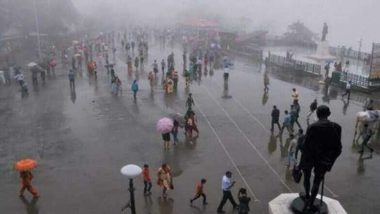 Mumbai Rains: মণ্ডপে গণেশ, রাস্তায় জল-  গত ২১ ঘণ্টায় ১০৩ মিলিমিটার বৃষ্টিতে মুম্বই বিপর্যস্ত