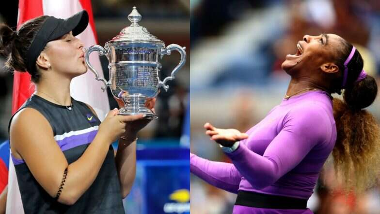 US Open 2019: সেরেনা উইলিয়ামসকে হারিয়ে প্রথম কানাডিয়ান হিসাবে গ্র্যান্ডস্লাম জিতলেন ১৯ বছরের বিয়াঙ্কা আন্দ্রেস্কু