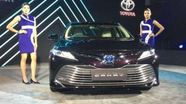 Toyota: ভারতে টোয়োটা বিক্রিতে আগস্ট মাসে ২৪% ঘাটতি বলছে, টোয়োটা কর্মকর্তারা