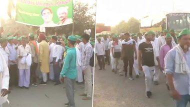 Farmers' Protest in Delhi: দিল্লিতে পৌঁছবে কৃষক বিক্ষোভ মিছিল, রাজধানীতে কড়া পুলিশি প্রহরা
