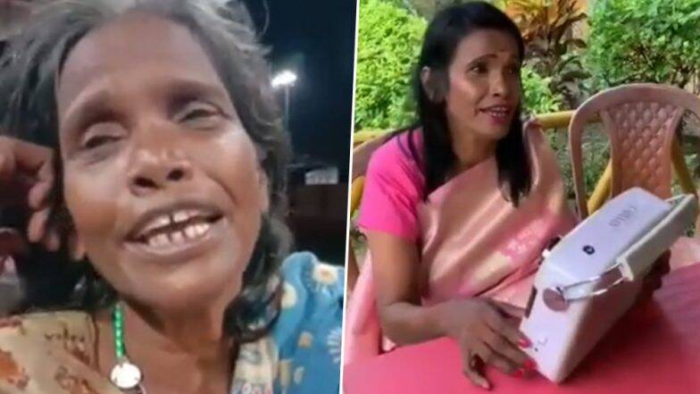 Viswakarma Puja 2019: বিশ্বকর্মা পুজোর থিমেও রানু মণ্ডল- হিমেশ রেশমিয়া জুটি