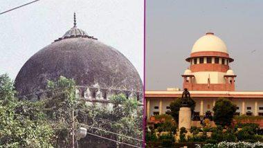 MHA On Ayodhya Case: সামনেই অযোধ্যা মামলার রায়, তার আগে সতর্কতার খাতিরে প্রতিটি রাজ্যকে নির্দেশিকা পাঠাল স্বরাষ্ট্র মন্ত্রক
