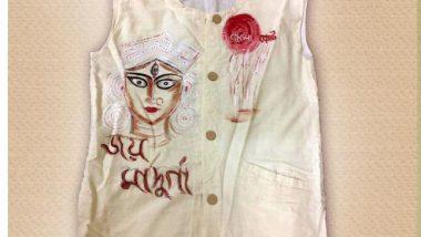 Durga Puja 2019: 'বাংলা কোট' নতুন রূপে ফিরে এল থিম ভাবনায়, 'কুমারটুলি সর্বজনীন'এ পোশাকই চমক