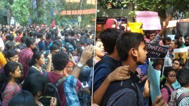 যাদবপুর বিশ্ববিদ্যালয়ে বিক্ষোভের মুখে বাবুল সুপ্রিয়, উঠল 'গো ব্যাক' স্লোগান; সাংসদকে হেনস্থার অভিযোগ