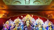 Durga Puja 2020:  দুর্যোগের আভাস, করোনার কাঁটার মধ্যেই আজ মহাসপ্তমী; শুধু ভিড়টাই মিসিং