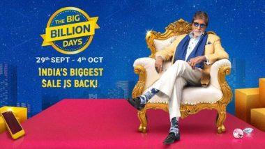 Flipkart's The Big Billion Days 2019 Sale: পুজোর ঠিক আগে মিলছে কম দামে মোবাইল, টিভি, ল্যাপটপ সহ নানা জিনিস-জানুন এক নজরে