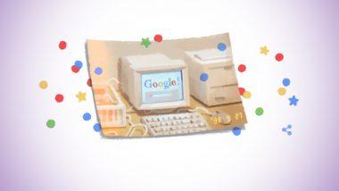 Google Celebrates 21st Birthday: গুগলের আজ ২১ তম জন্মদিন, সেজেছে বিশেষ ডুডলে