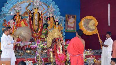 Durga Puja 2019: সাত সমুদ্রের জলে স্নাত হন মা, কৈলাসের মাটি দিয়ে এই পুজোয় তৈরি হয় মাতৃ প্রতিমা
